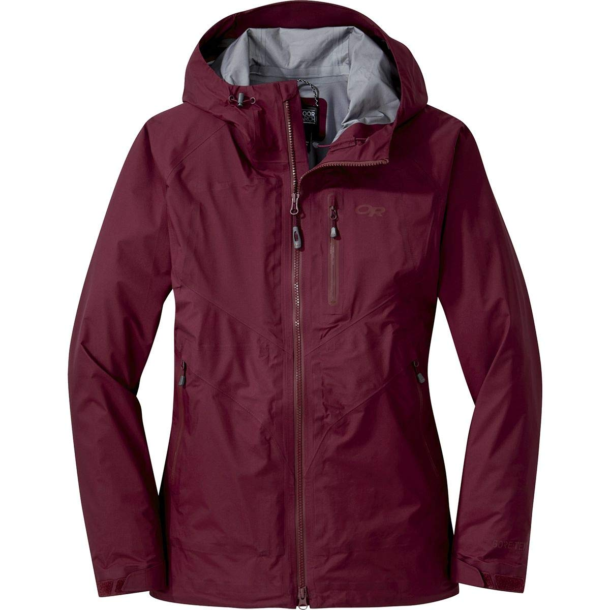 Garnet Outdoor Research Women's Optimizer Jacket