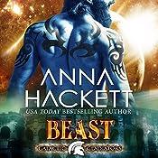 Beast: Galactic Gladiators, Book 7 | Anna Hackett