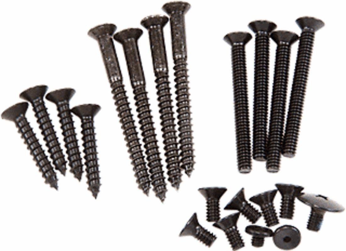 CRL Dark Bronze PR40 Series Screw Pack Assortment