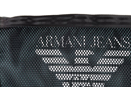 Armani Jeans sac à main bandoulière homme vert