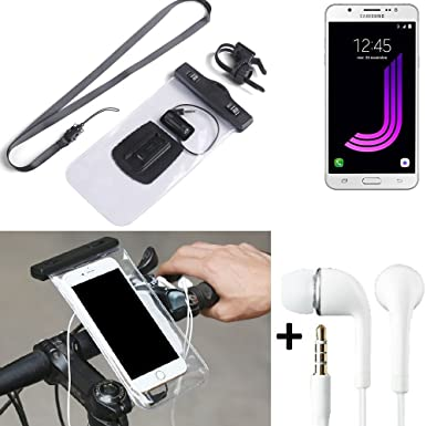uk availability 7bf86 70c83 K-S-Trade® for Samsung Galaxy J7 (2016) Bicycle Bracket Mobile Phone ...