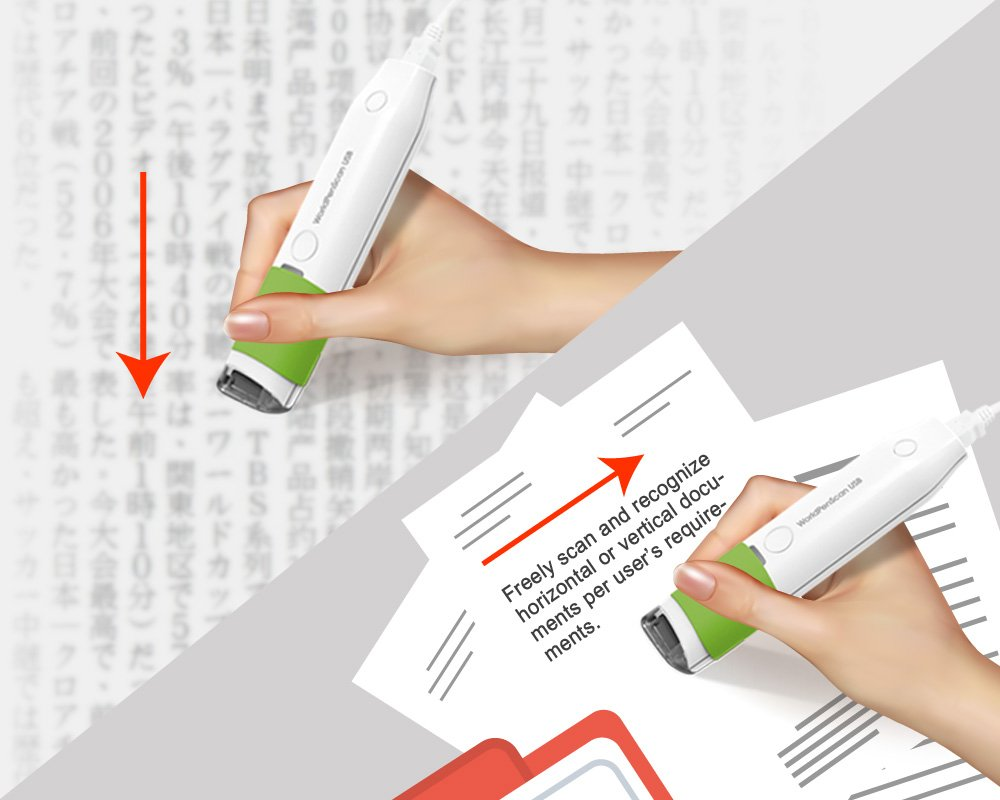Penpower USB SE Pen Scanner and Translator for Windows PC and Mac by PenPower (Image #4)