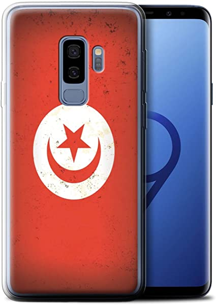 Stuff4 Coque Gel Tpu De Coque Pour Samsung Galaxy S9 Plus G965