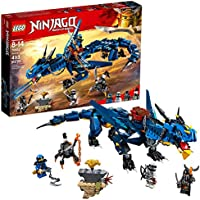 LEGO NINJAGO Masters of Spinjitzu: Stormbringer 70652...