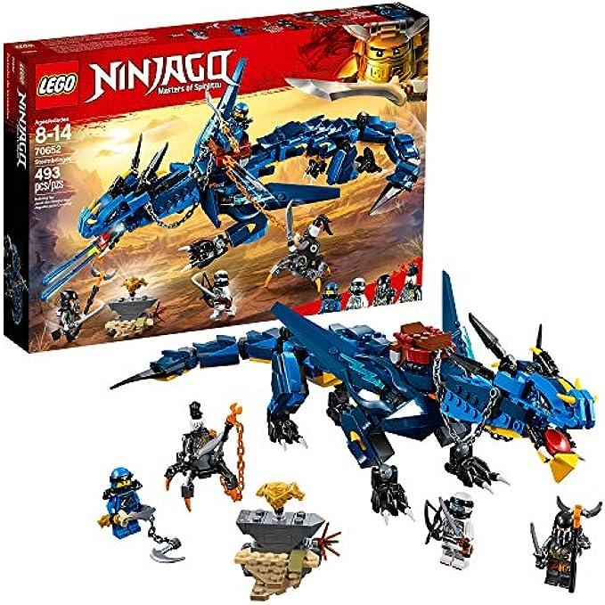 LEGO NINJAGO  70652 Masters of Spinjitzu: Stormbringer 70652