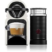 Nespresso Combo Inissia, Máquina de Café com Aeroccino, 220V, Branco