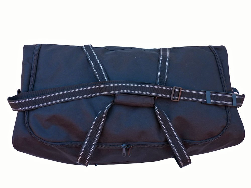 46b4729507fd Roamlite Xl Extra Large Travel Duffle - Very Big Holdall Bags for Storage  or Laundry - Polyester 34 Inch 86 cm X 36cm X 36cm 110 Litre Black RL34K   ...