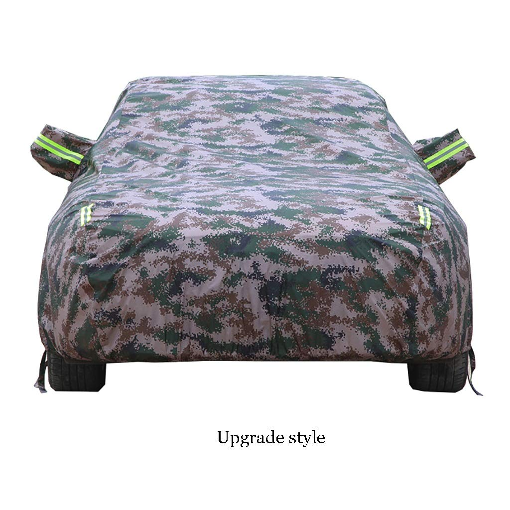 Color : A, Size : Alhambra HWHCZ Car Covers SEAT Car Cover Sedan Cover Fully Waterproof All Weather Sun UV Rain Protection seven Styles LEON,Alhambra,IBIZA