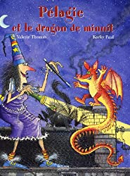 Pélagie et le dragon de minuit