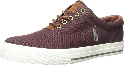 Polo Ralph Lauren Vaughn Fashion - Zapatillas, Color Rojo, Talla ...