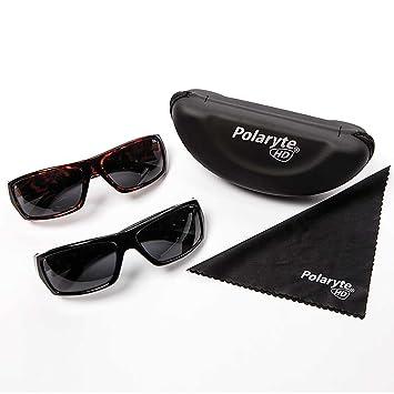 Polaryte HD Gafas de sol en Set 2er: Amazon.es: Jardín