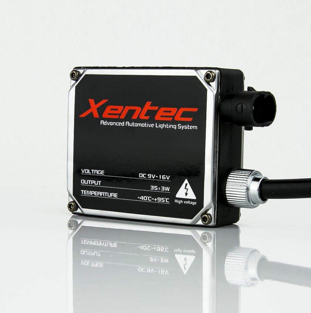 Amazon.com: XENTEC H13/9008 6000K Hi/Lo HID Conversion Kit w/Hi-beam  Halogen (Ultra White): Automotive