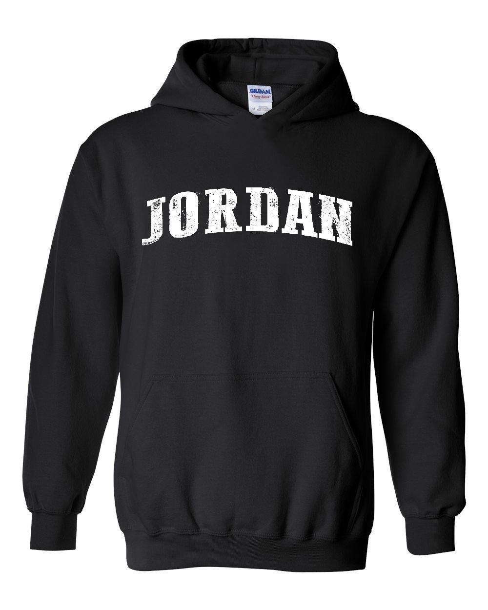 Ugo What To Do in Jordan Travel Guide Deals Amman Petra Map Jordanian Flag Unisex Hoodie Sweatshirt