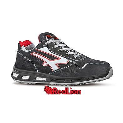 Chaussures Src DharmaNubuck Lion U Securite S3 Power De Red 6Y7gbfy