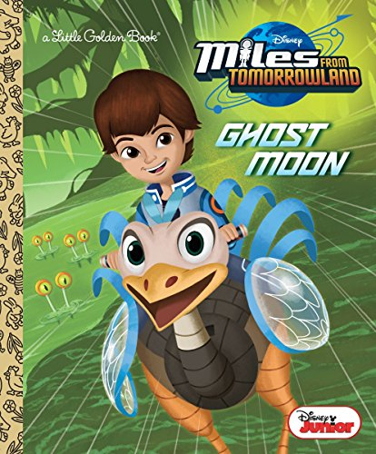 Ghost Moon (Disney Junior: Miles From Tomorrowland) (Little