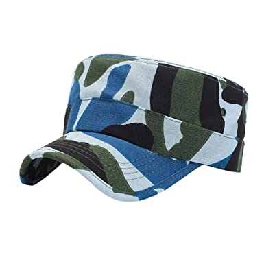 Winkey - Gorra de algodón Lavado, Estilo Militar, diseño ...