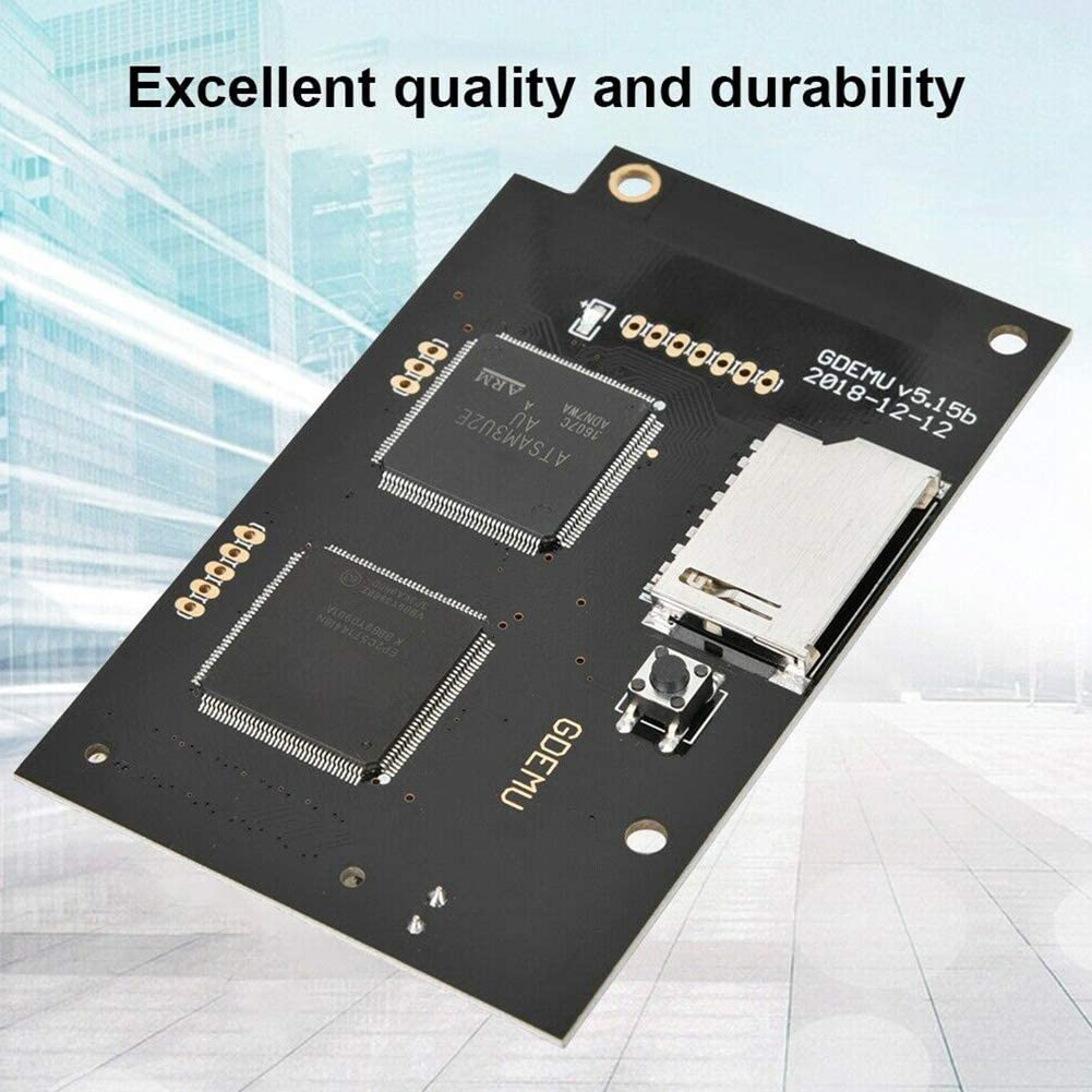 Pena Durable Optical Drive Simulation Board Card DC Game Machine Analog Board Quick Reading Speed