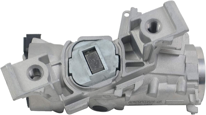 Scsn Zündschloss Lenkschlossgehäuse Auto Modifizierter Für 1k0905851b 1k0905841 Auto