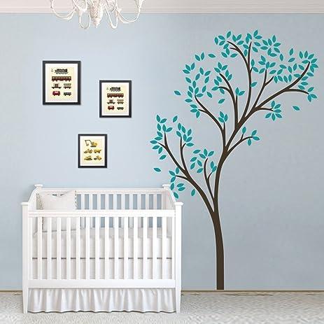 Amazon.com: Plants Wall Decoration For Baby Nursery & Beautiful ...