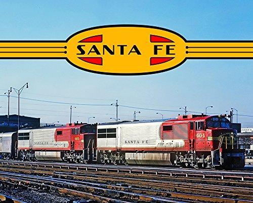 Santa Fe Warbonnet GE U30CGs 8