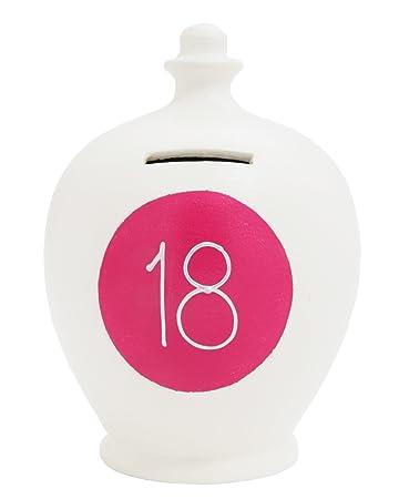 Terramundi–bianco con 18scritte in una rosa spot S288