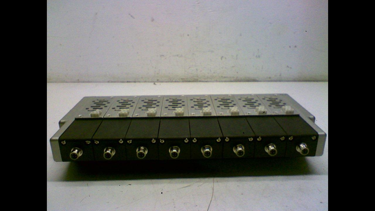 Iso 8-Station Vv818-03S-W04d-X17-Xg Smc Vv818-03S-W04d-X17-Xg Pneumatic Manifold