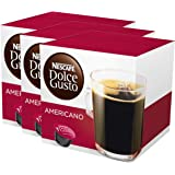 NESCAFÉ Dolce Gusto Americano Coffee capsules (Pack of 3)