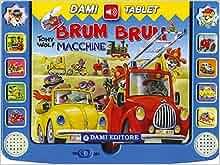 Brum brum. Macchine: 9788809781375: Amazon.com: Books