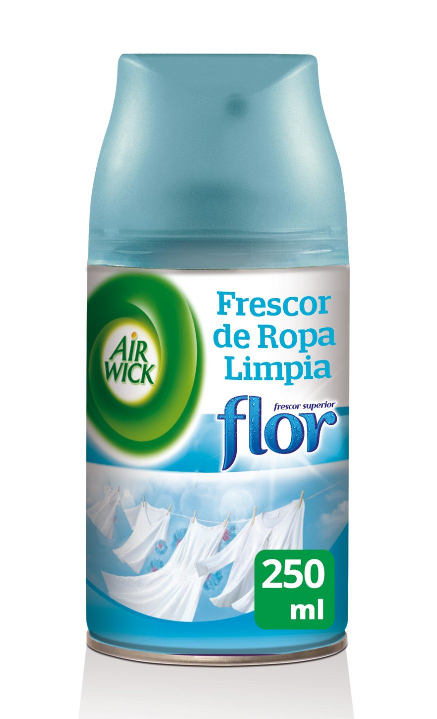 Air Wick Fresh Matic Ricarica Spray Automatico, Seta e Fiori di Luna Reckitt Benckiser IT 8002910028510