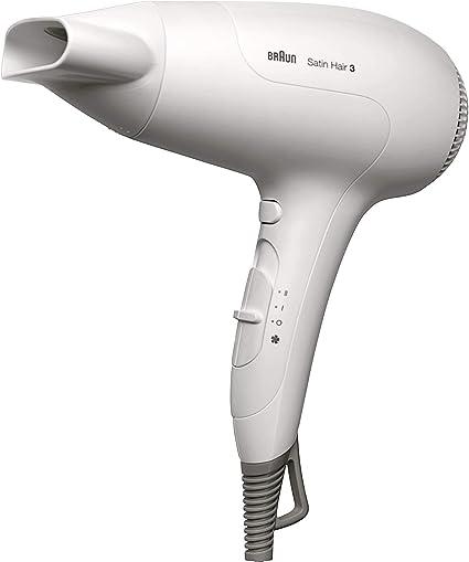 Satin Hair Braun 3 HD380 PowerPerfection Sèche Cheveux 2000 Watt