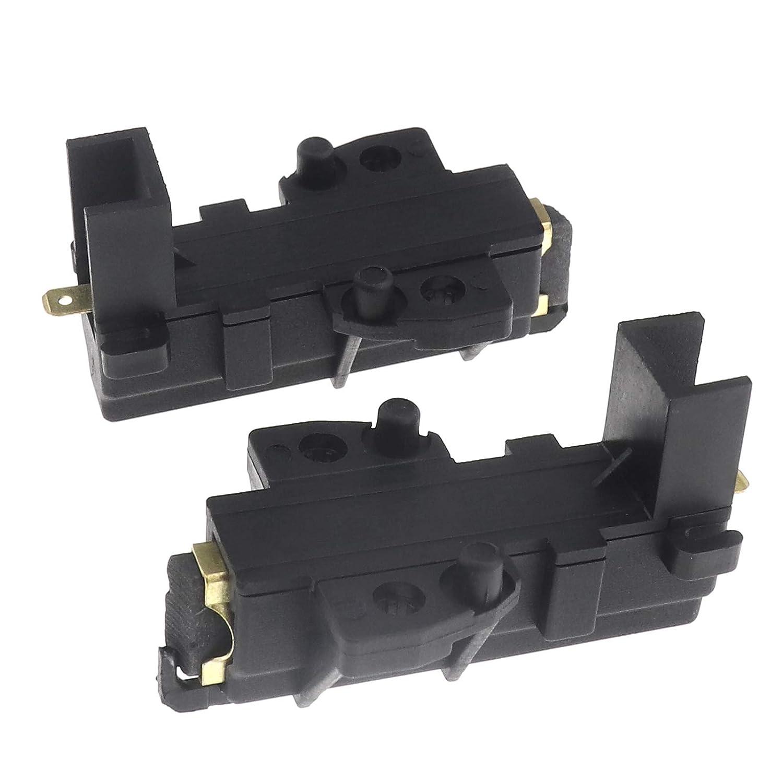 ENET - Escobillas de Repuesto para Motor de Motor de Carbono para ...