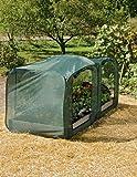 Gardener's Supply Company Tall Pest Control Pop Up, 4' x 4'