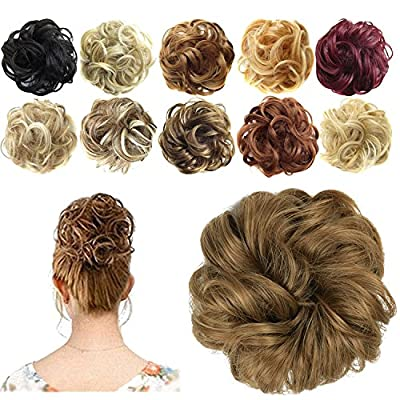 FESHFEN Synthetic Hair Bun