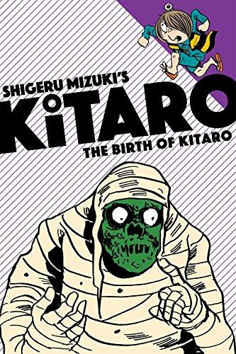 The Birth of Kitaro [Shigeru Mizuki] (Tapa Blanda)