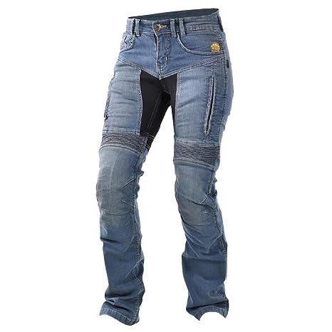 Trilobite - Jeans de moto para mujeres