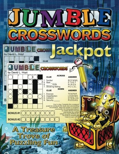 Jumble Crossword Puzzles (Jumble® Crosswords™ Jackpot: A Treasure Trove of Puzzling Fun (Jumbles®))