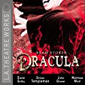 Dracula (Dramatized) Audiobook by Bram Stoker, Charles Morey Narrated by David Selby, John Glover, Simon Templeman, Matthew Wolf, Moira Quirk, Lisa O'hare, Nick Toren