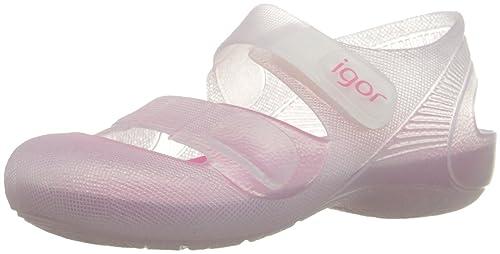 588ec1c16f1 Zapatillas de Agua para niña con Velcro Modelo Bondi Bicolor