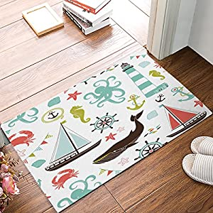 61l5%2BXtE0eL._SS300_ Best Nautical Rugs and Nautical Area Rugs