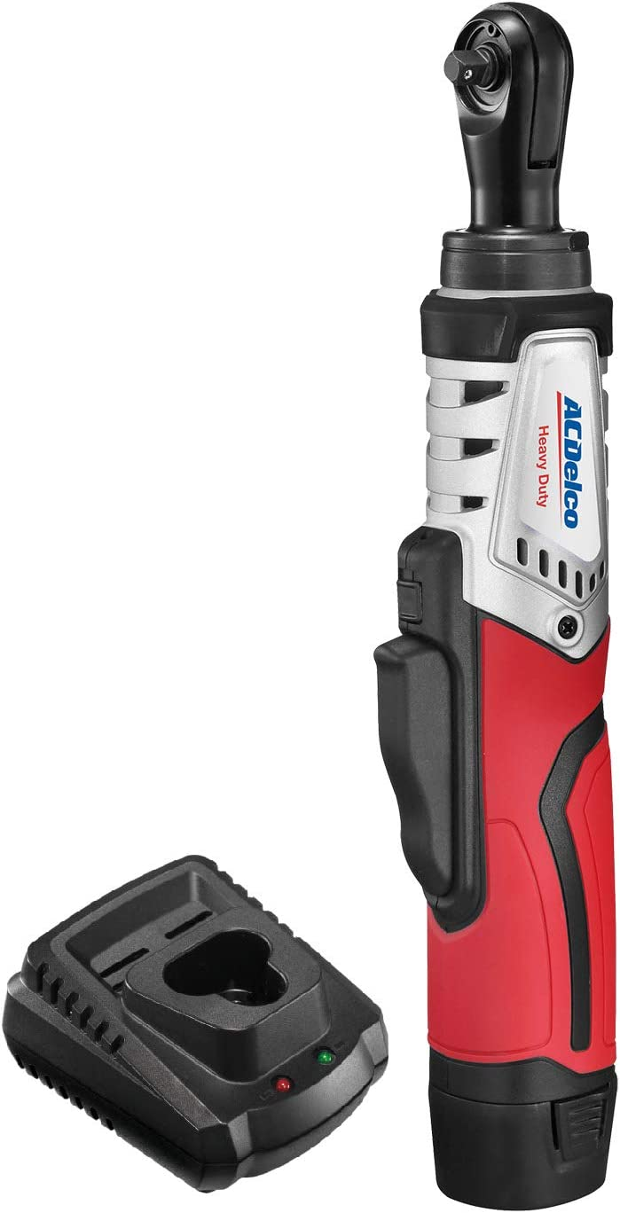 ACDelco Cordless G12 Series BRUSHLESS Li-ion 12V MAX. Ratchet Wrench 1 4