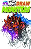 img - for You Can Draw Monsters Supersize #1 book / textbook / text book