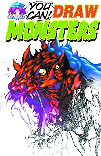 You Can Draw Monsters Supersize #1 pdf