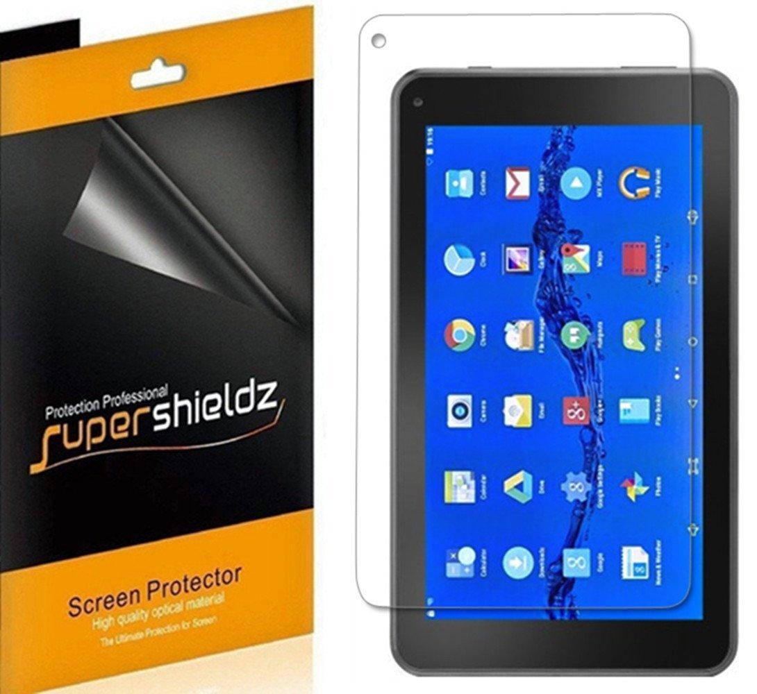 Amazon.com: [3-Pack] Supershieldz for DigiLand 7 inch Tablet (DL7006-KB,  DL718M, DL721-RB) Screen Protector, High Definition Clear Shield + Lifetime  ...