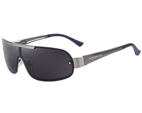 Feliz de gafas polarizadas gafas de sol para hombres marca ...