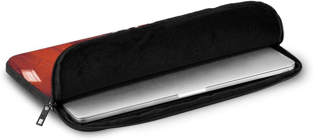 Compatible with Briefcase Tablet Case Black 17 Inch Aoligei Sl-Ipknot Shockproof Laptop Case