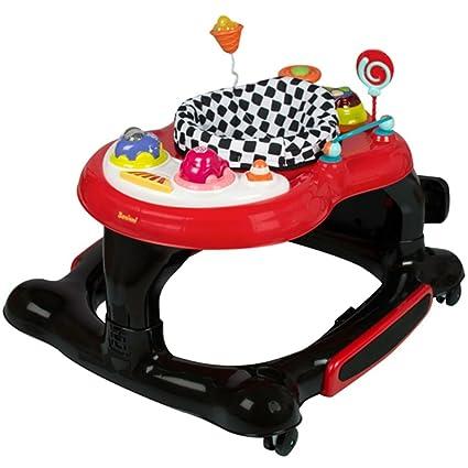 Baninni Andador de Bebés 3-en-1 Presto 12kg Rojo Juguete ...