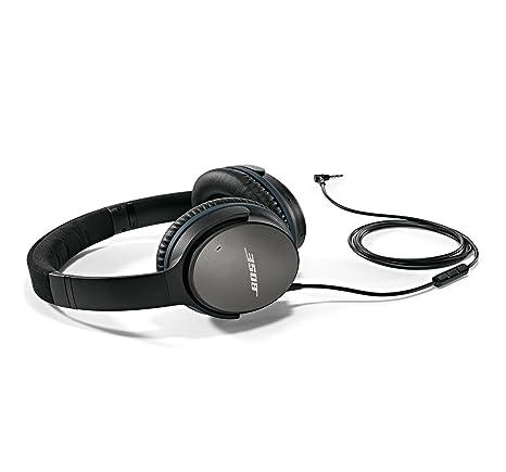 Bose® QuietComfort® 25 Cuffie Acoustic Noise Cancelling® per dispositivi  Apple e4b6c31aebb9