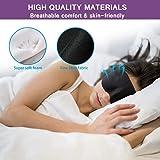 Eye Mask for Sleeping 2 Pack, Sleep Mask Blackout