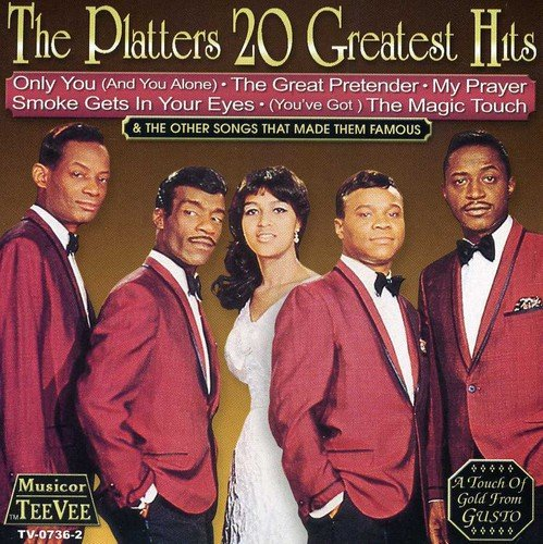 20 Greatest Hits (Platters Cd Hits Greatest)