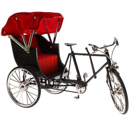 Fenteer 110 Diecast Biciclette Bici Da Corsa Racing Bike Risciò